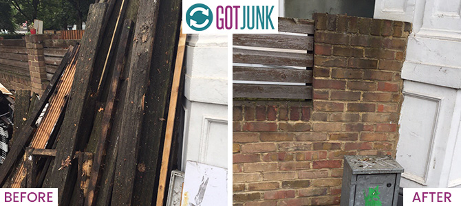 London Junk Removal Prices