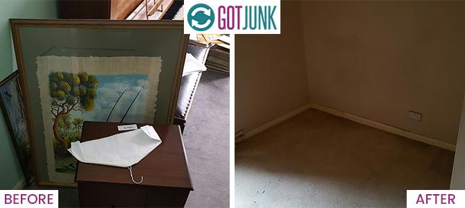 E9 attic clearance Hackney x1