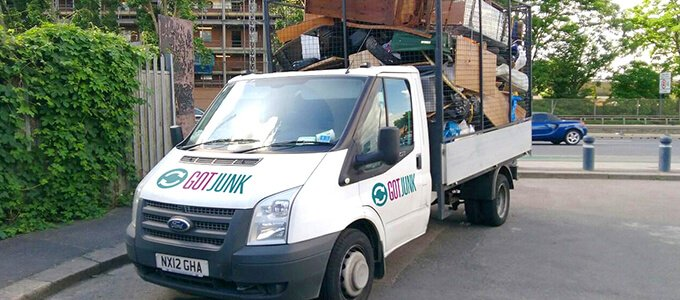 Waste Removal in London
