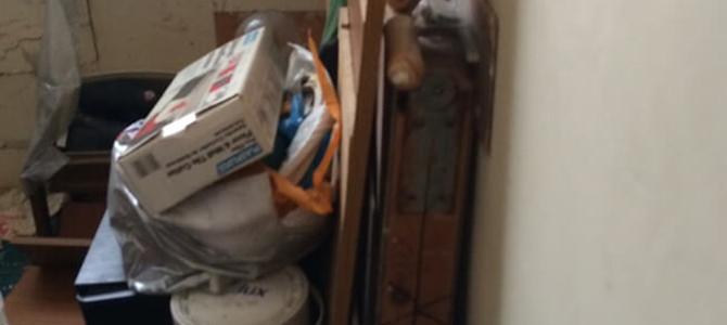 E3 trash disposal Bow x2