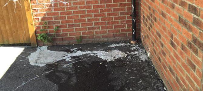 NW3 building waste disposal Belsize Park x4