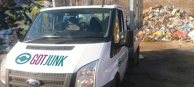 Lambeth junk removal disposal SE1 x4