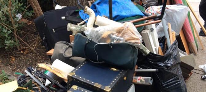 SW2 reuse junk Brixton x1
