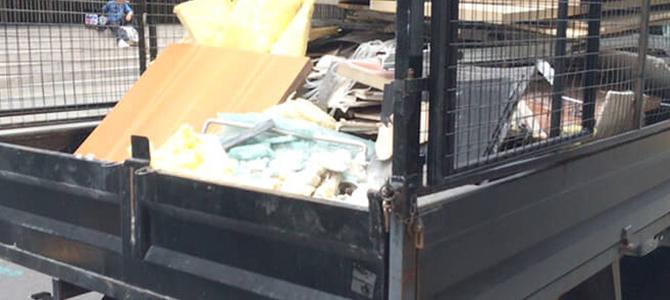SW2 scrap removal Brixton x3