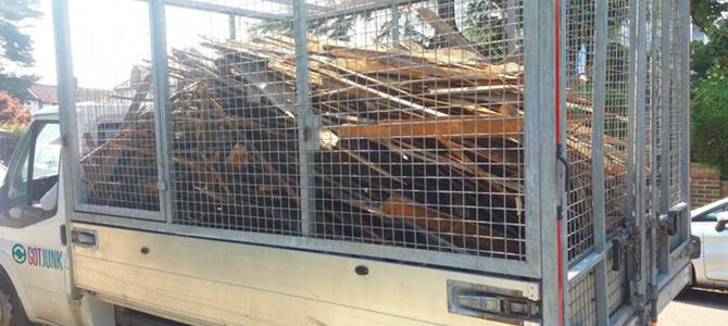 SW8 trash disposal Stockwell x2
