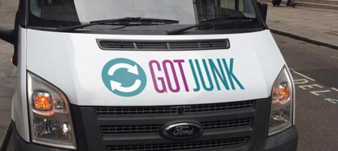 Brixton junk removal disposal SW9 x4