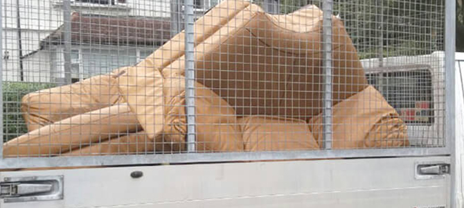 UB8 building waste disposal Uxbridge x4