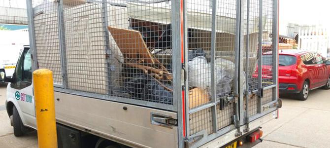 cheap rubbish skips W12 x4