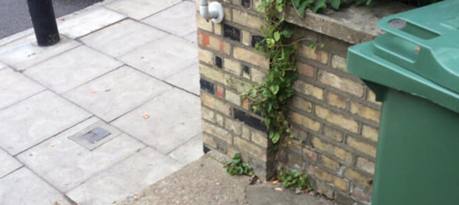 W14 scrap removal Barons Court x3