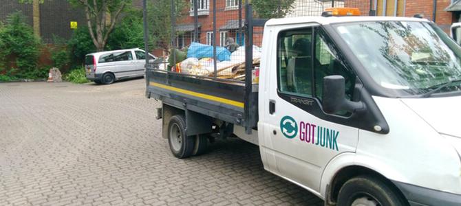 SE16 waste clearance licence Bermondsey x3