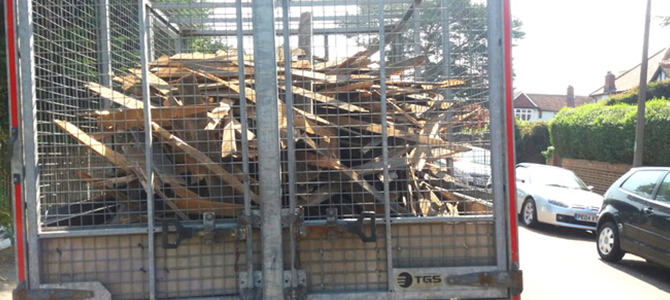 SW13 rubbish removal collection Castelnau x1