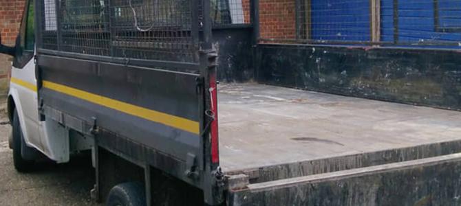 junk removal service Clapham Common x2