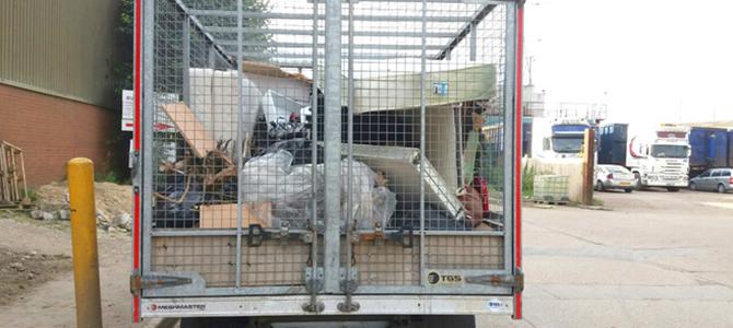 SW11 garden waste removal Clapham x1