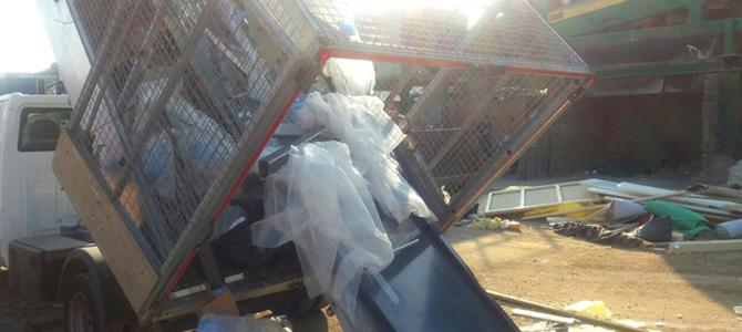 get rid of garbage near Lambeth x2