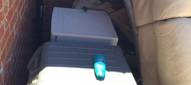 HA5 waste disposal Pinner x1