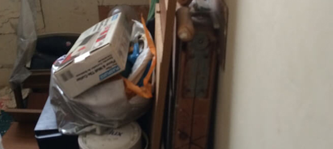 TW9 house clearance Richmond upon Thames x2